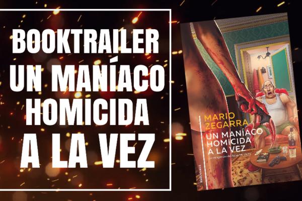 Booktrailer Maníaco