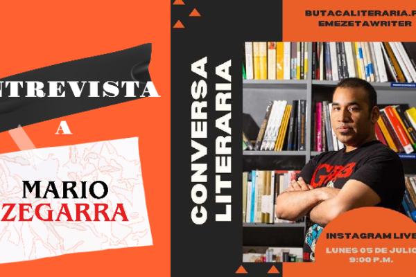 Entrevista Butacaliteraria.pe